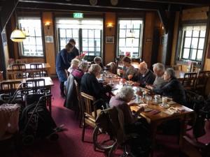 Gouden Wens: paling eten in Volendam
