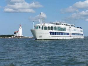 PWA, een reis met het vakantieschip De Prins Willem-Alexander