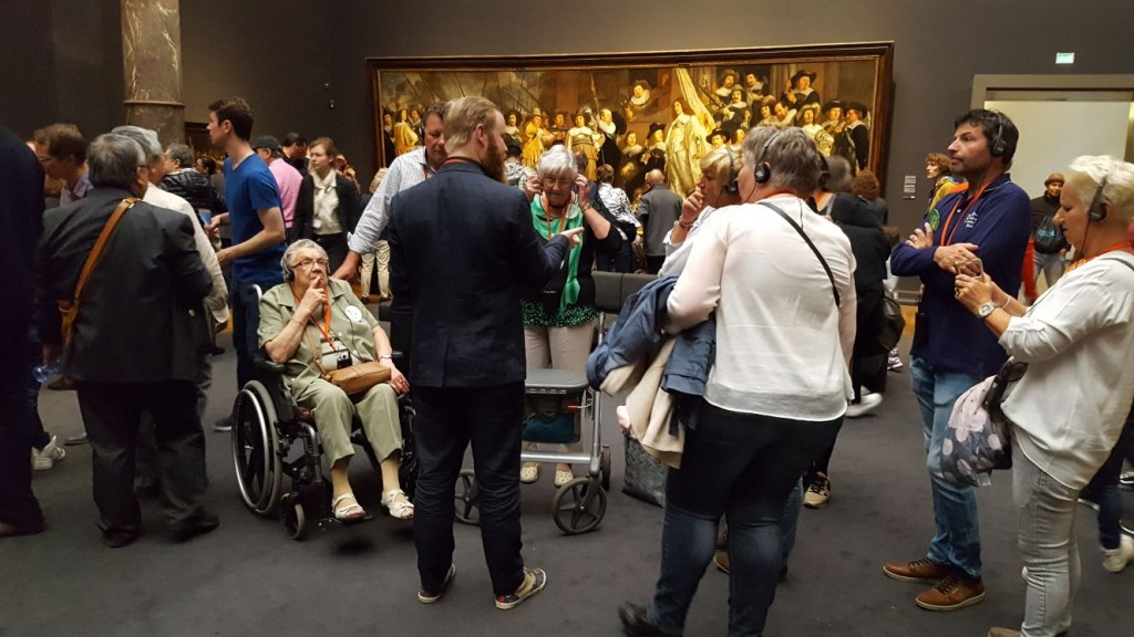Een interessante rondleiding in het Rijksmuseum Amsterdam