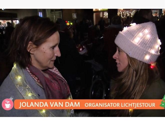 Gouden Lichtjestour Heemskerk 2019 – In beeld bij Koffietijd