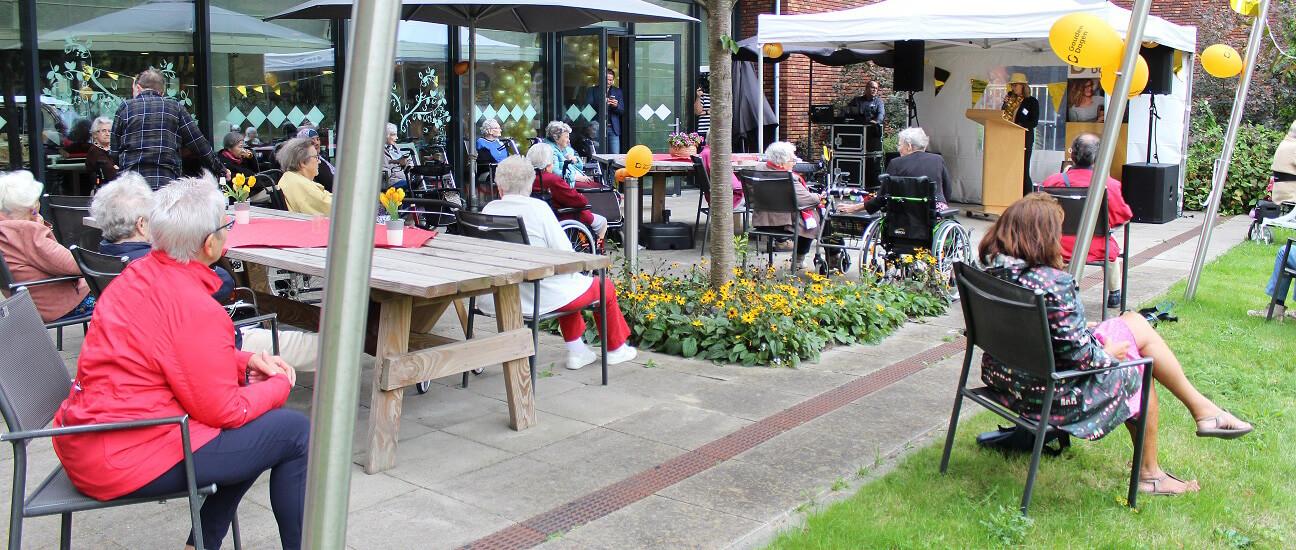 Utrechtse ouderen krijgen Gouden Koets