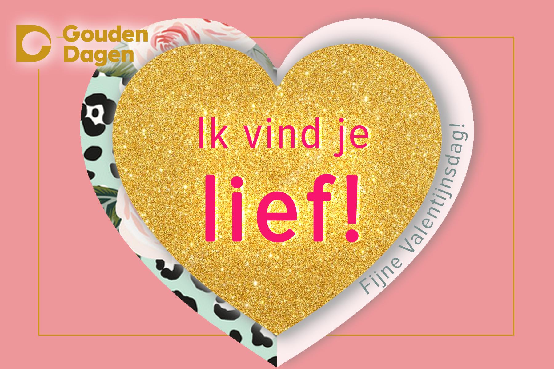 Extra liefde voor onze ouderen met Valentijnsdag!